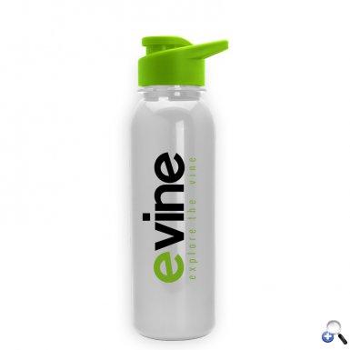 Terrain - 24 oz. Metalike Bottle -Drink-Thru Lid
