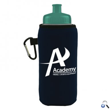 16 oz. Sports Bottle & Caddy