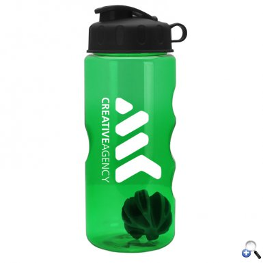 Tritan 22 oz. Shaker Bottle with Flip Top