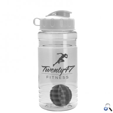 20 oz. Tritan Shaker Bottle - Flip Lid