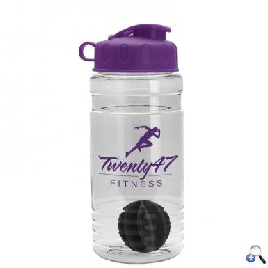 20 oz. Tritan Shaker Bottle - Flip Lid