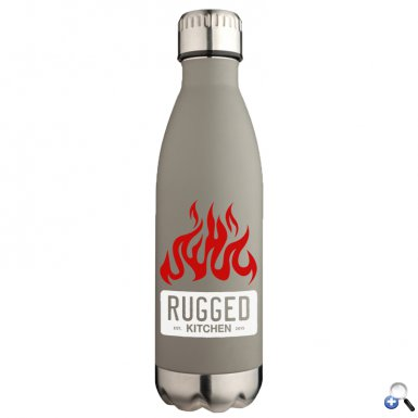 17 oz. Stainless Steel Kula Bottle
