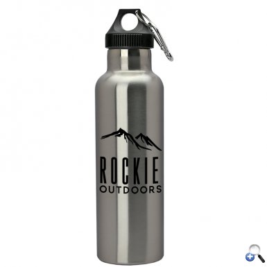 Appalachian. 26 oz. Stainless Steel Vacuum Bottle