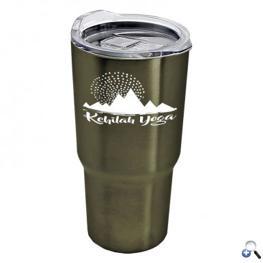 Expedition - 18 oz. Stainless Steel Auto Tumbler