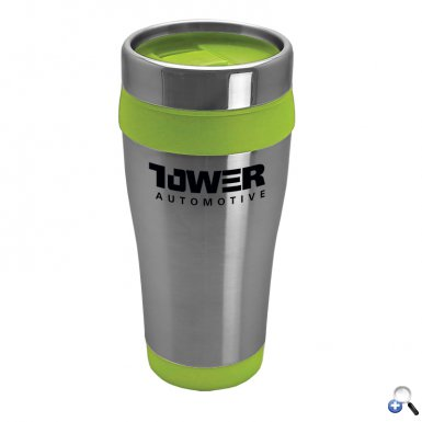 14 oz. Stainless Steel Auto Tumbler