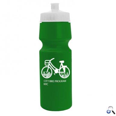 24. oz. Venture Bike Bottle Colors