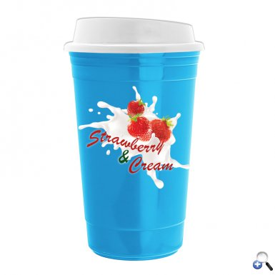 Digital Traveler - 15 oz. Insulated Cup, Direct