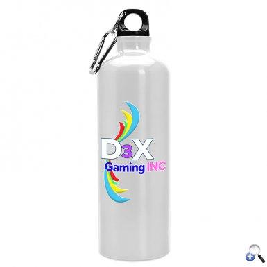 25 oz Digital Aluminum Water Bottle