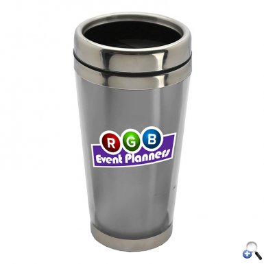 16 oz. Stainless Tumbler with Acrylic shell - DP