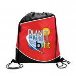 The Recruit - Non-woven Drawstring Backpack