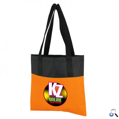 The Digital Day Tote - 600D Tote Bag