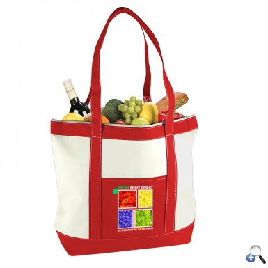 Digital Harbor Tote