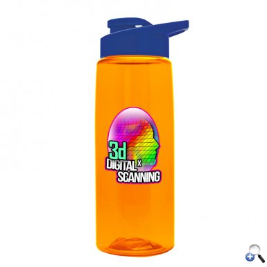 Digital Flair Bottle & Drink-Thru Lid