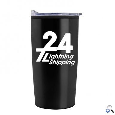 18 oz. Stainless Steel Tumbler - PP liner