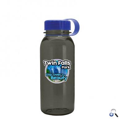 Digital Cadet 18 oz. Tritan Bottle, Tethered Lid