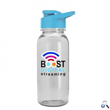 Digital Cadet 18 oz. Tritan Bottle with Snap Lid