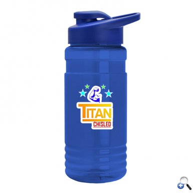 Digital 20 oz. Tritan Bottle - Drink-thru Lid