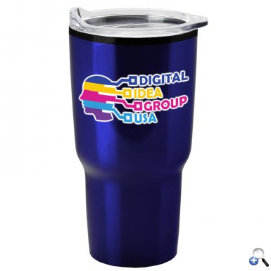 Digital Aurora - 28 oz. Stainless Steel Tumbler