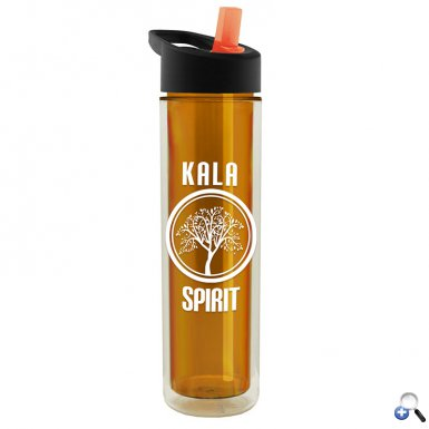 The Chiller - 16 oz. Insulated With Flip Straw Lid