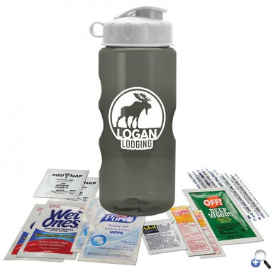 Tritan Bottle Survival Kit