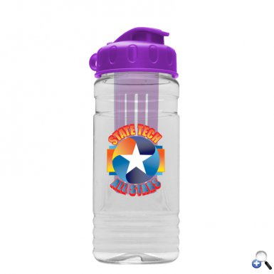 20 oz Tritan Infuser Bottle - Digital