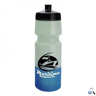 24 oz. Cool Color Change Bottle