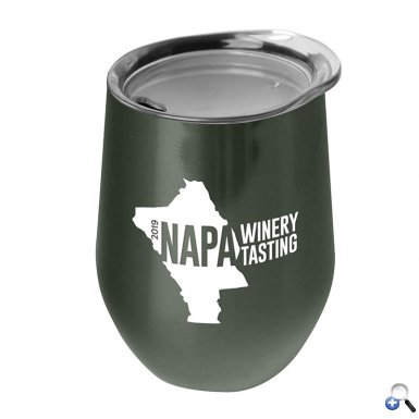 Swig Stainless Steel Wine Cup