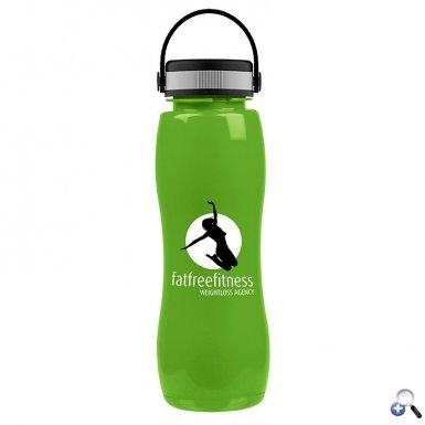 Slim Grip-25 oz. Metalike Bottle - EZ Grip Lid