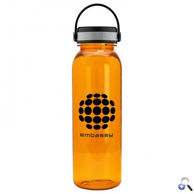 Outdoorsman -24 oz. Tritan Bottle EZ Grip Lid