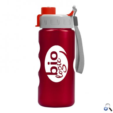 Mini Peak - 22 oz. Metalike Bottle -Quick Snap Lid