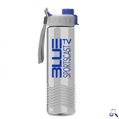 Wave 24 oz. Tritan Bottle - Quick Snap Lid
